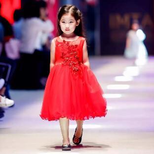 T100KIDS惊艳压轴2018中国国际儿童时尚周