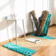 新申亚麻大师 | 天气这么冷,你家还缺一块亚麻地毯。