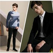 选择莎斯莱思时尚男装,你穿和别人穿就是不一样的feel