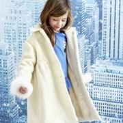 可米芽带来秋冬童装的时尚潮搭配