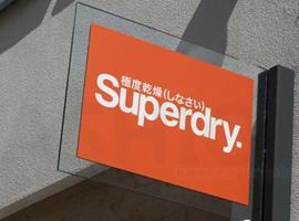 英国潮牌Superdry被打回原形 股价今年暴跌六成