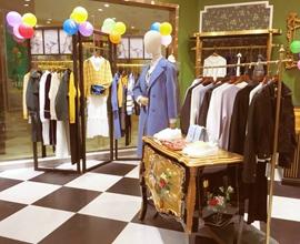 热烈祝贺中国服装网协助艾丽哲女装签约多位加盟商!