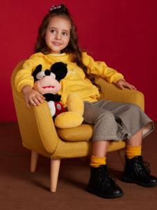 2018迪士尼宝宝女童可爱外套