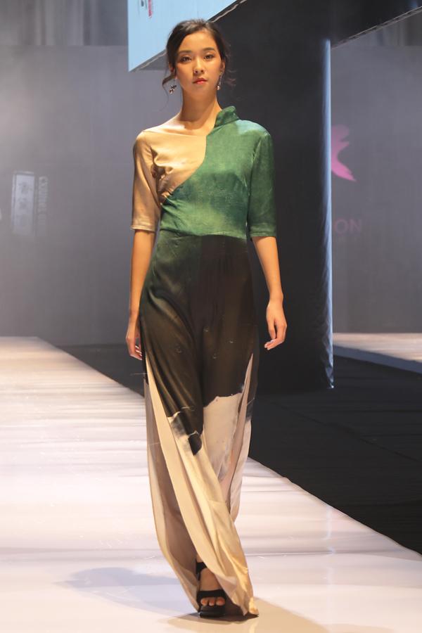 海丝·甬香旗袍