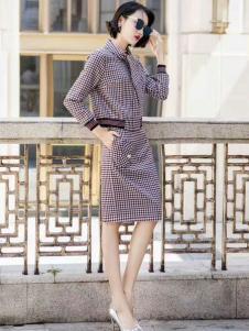 雨珊女装时尚套装裙