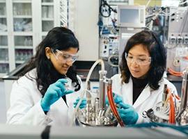可持续且零残忍的材料 面料领域的生物学革命