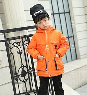 贝格乐儿童服装的搭配选择