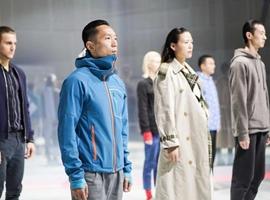 卡拉扬中国首秀 合作蔚来汽车发布一套胶囊系列服装