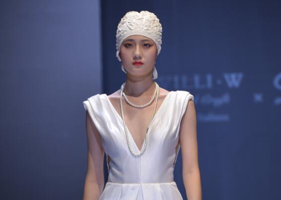 宁波国际时装周:WILLI.W & Saling·Shadow影高定婚纱秀