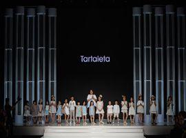 2018江南国际儿童时装周|Tartaleta:优雅气质与创新精神的融合