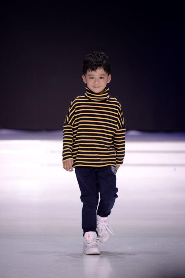 2018江南国际儿童时装周|泡泡噜:无态度不时尚 追求精致简约