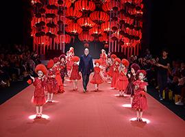 2018江南国际儿童时装周|Stefano Cavalleri:红色时尚的优雅