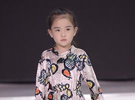 2018江南国际儿童时装周|小资范:多元时尚的潮态度
