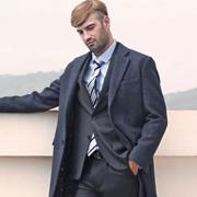 秋冬穿搭术, 富绅男装彰显您的男性魅力!