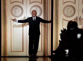 84岁的Giorgio Armani透露公司未来会继续保持独立经营