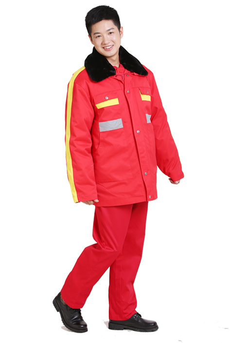 冬季工作服厂家定做,河南天曼服饰