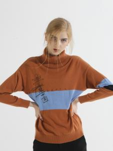 子容秋冬新款休闲时尚针织衫