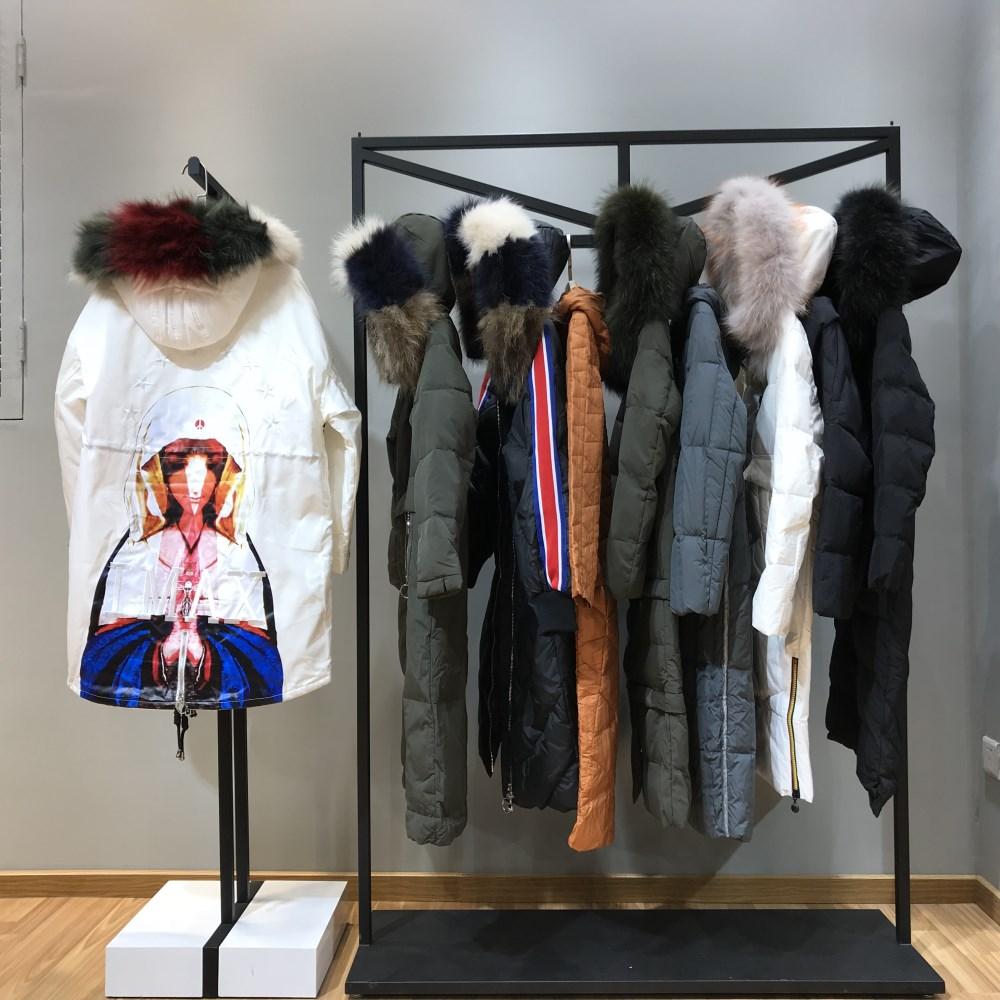 优愛思品牌2018秋冬季新款女装折扣批发