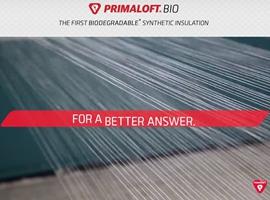 解决人造纤维的环保难题 可自然降解Primaloft Bio面世