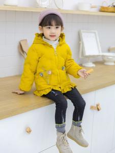 淘淘猫冬季新款小童羽绒服