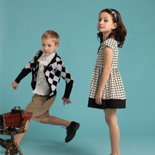 童装市场行情好不好,做伊顿风尚童装赚钱吗?
