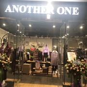 祝贺ANOTHER ONE女装太原北美新天地广场开业大吉!