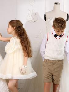伊頓風尚童裝樣品