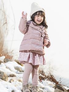 琦瑞德泽粉色甜美棉衣