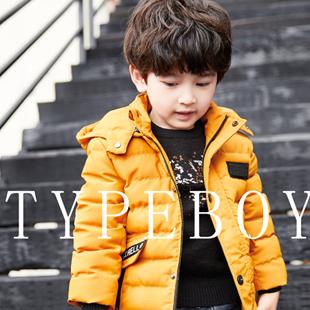 开轻奢潮酷童装店 TYPEBOY形仔低供货折扣!