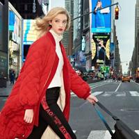 ANOTHER ONE女装冬季大片  漫步纽约