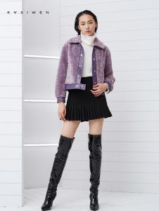 2018佧茜文女装时尚外套