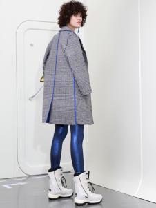 2018betu百图女装极简大衣