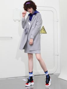 2018betu百图女装时尚大衣