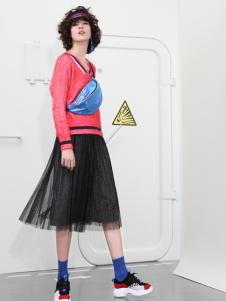 2018betu百图女装半裙