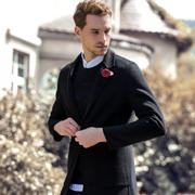 老爷车时尚风衣 绅士初冬最爱的穿搭造型