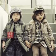 创印象童装上新 时尚的秋冬外套让宝贝变身潮儿童