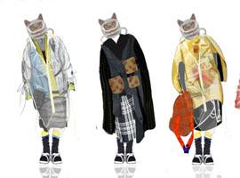 第六届中国(虎门)国际童装网上设计大赛获奖名单出炉