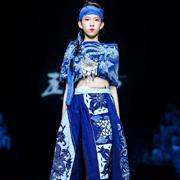 中国国际时装周 | JOJO童装《五溪云裳》高端系列惊艳亮相!将东方文化用梦想的舞台传承绽放!