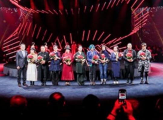 中国时尚大奖2018年度颁奖公告