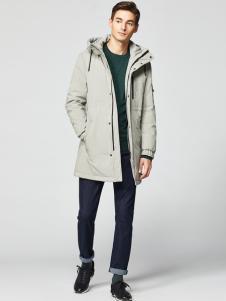 2018杉杉男裝時尚風衣