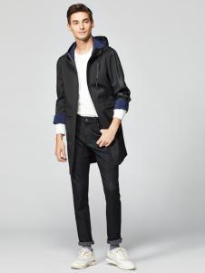 2018杉杉男装夹克