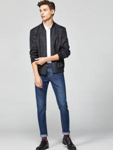 杉杉男装夹克18新款