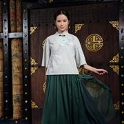 中国风的女装品牌加盟选什么品牌 木棉道女装怎么样
