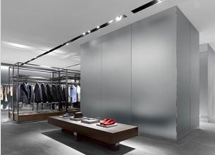 艺美设计,专业提供服装店铺设计