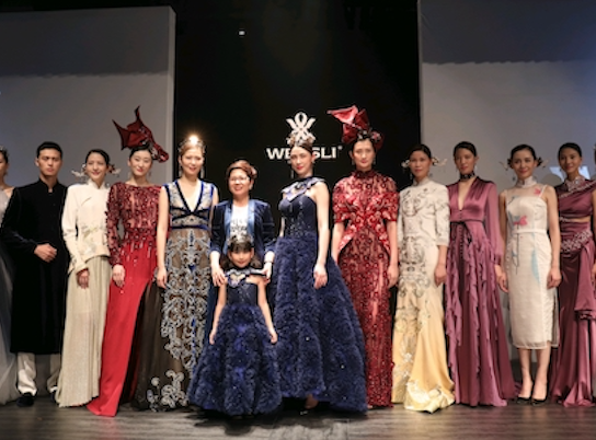 2018中国国际丝绸博览会开幕 万事利发布大秀璀璨登场