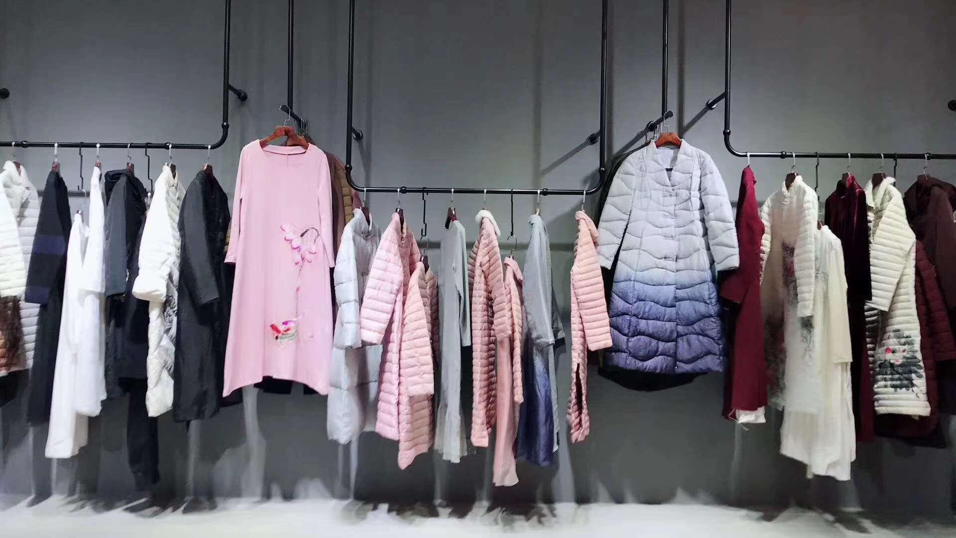 水墨生香SHUOMOSX原创设计师女装品牌一手货源批发