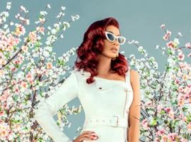 谈与Fashion Nova合作 歌手Cardi B下周推平价成衣系列