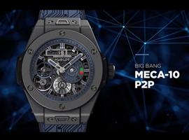 LVMH旗下瑞士品牌Hublot推首款仅限比特币支付高级手表(图)