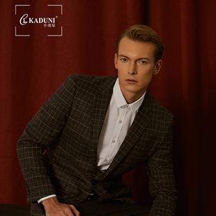 二三线城市加盟卡度尼品牌男装怎么样?