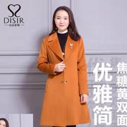 DISIR迪丝爱尔行走中的大衣,再度刷新时尚圈